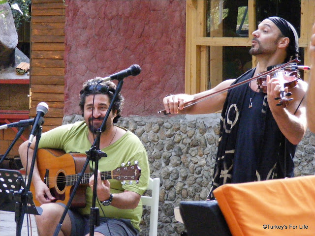Folk Music, Kayaköy, Turkey