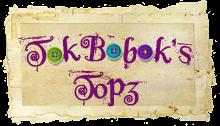 Topp 3 Tok Bokbok's