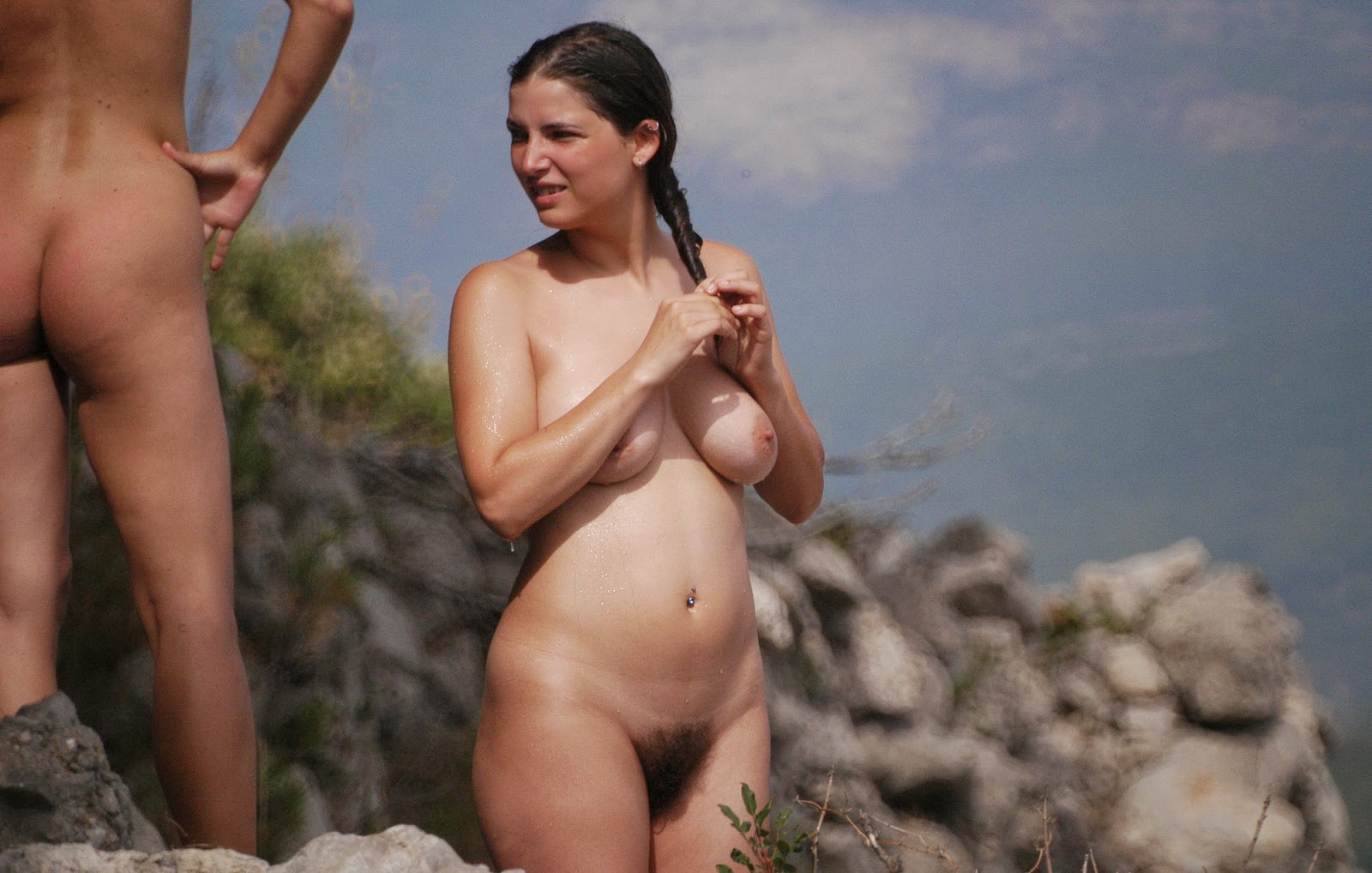 Remarkable, family nudist naturists consider, that