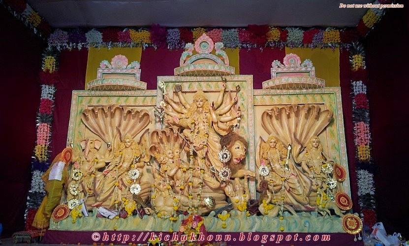 Durga puja 2014 pune