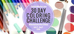 Kathy's 30 Day Coloring Challenge