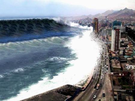 Foto de Tsunami