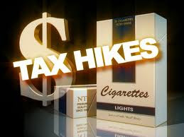 discount cigarettes tax