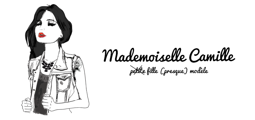 Mademoiselle Camille, fille (presque) modèle : Fashion, Vintage and Rock'n roll