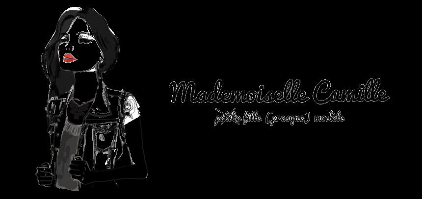 Mademoiselle Camille, fille (presque) modèle