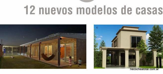 Nuevos modelos de casas para procrear necochea total for Casa criolla procrear