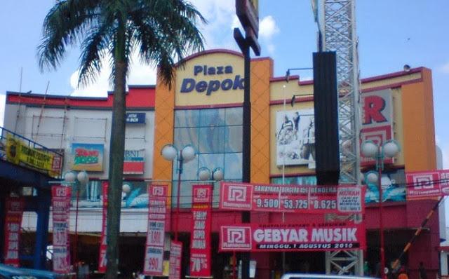 Bioskop Plaza Ramayana Depok
