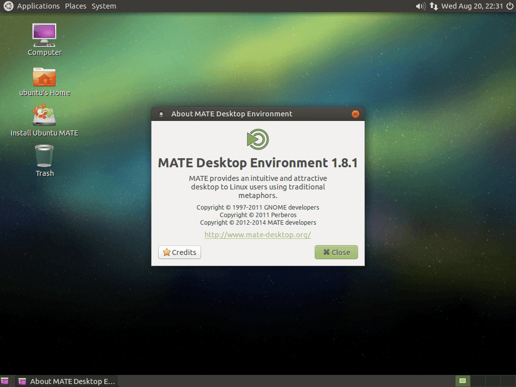 Ubuntu Mate 14.10, nuevo sabor de ubuntu 14.10