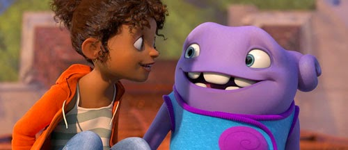 Home (2015) movie clips