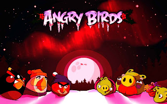 #21 Angry Birds Wallpaper
