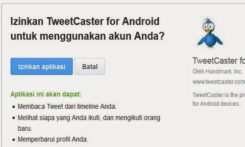 Cara Menambah Followers Twitter Otomatis