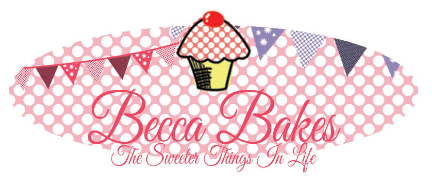 Becca  Bakes