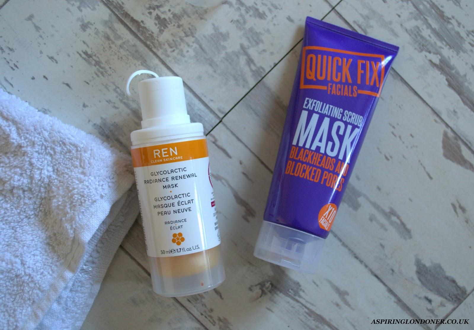 Multi-masking Brightening Masks - Aspiring Londoner