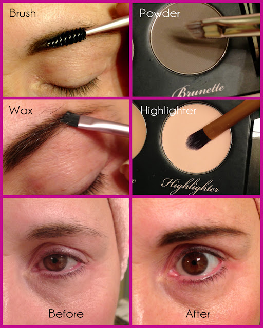 Too Faced Cosmetics Brow Envy HOW TO