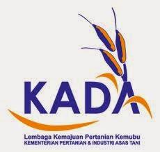 Jawatan Kerja Kosong Lembaga Kemajuan Pertanian Kemubu (KADA) logo www.ohjob.info november 2014
