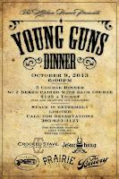 Young Guns Dinner