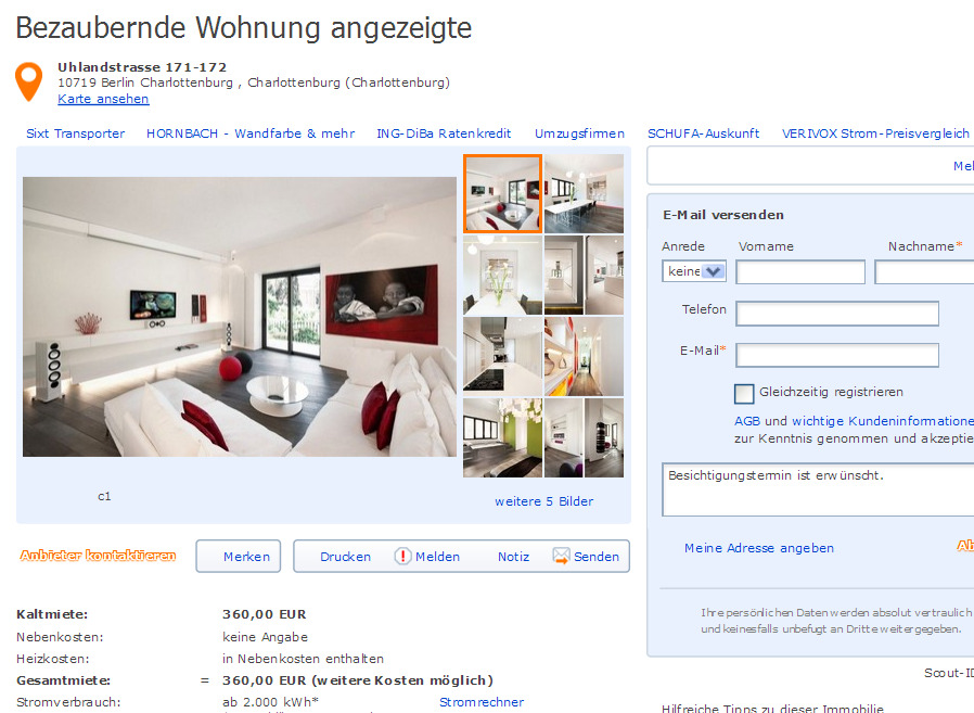 am kaiserkai 46 20457 hamburg hafencity gegen wohnungsbetrug against rental scammers. Black Bedroom Furniture Sets. Home Design Ideas