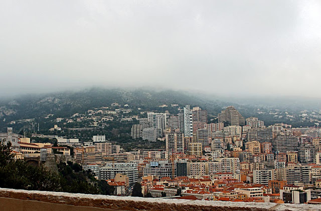 urban landscape of Monaco