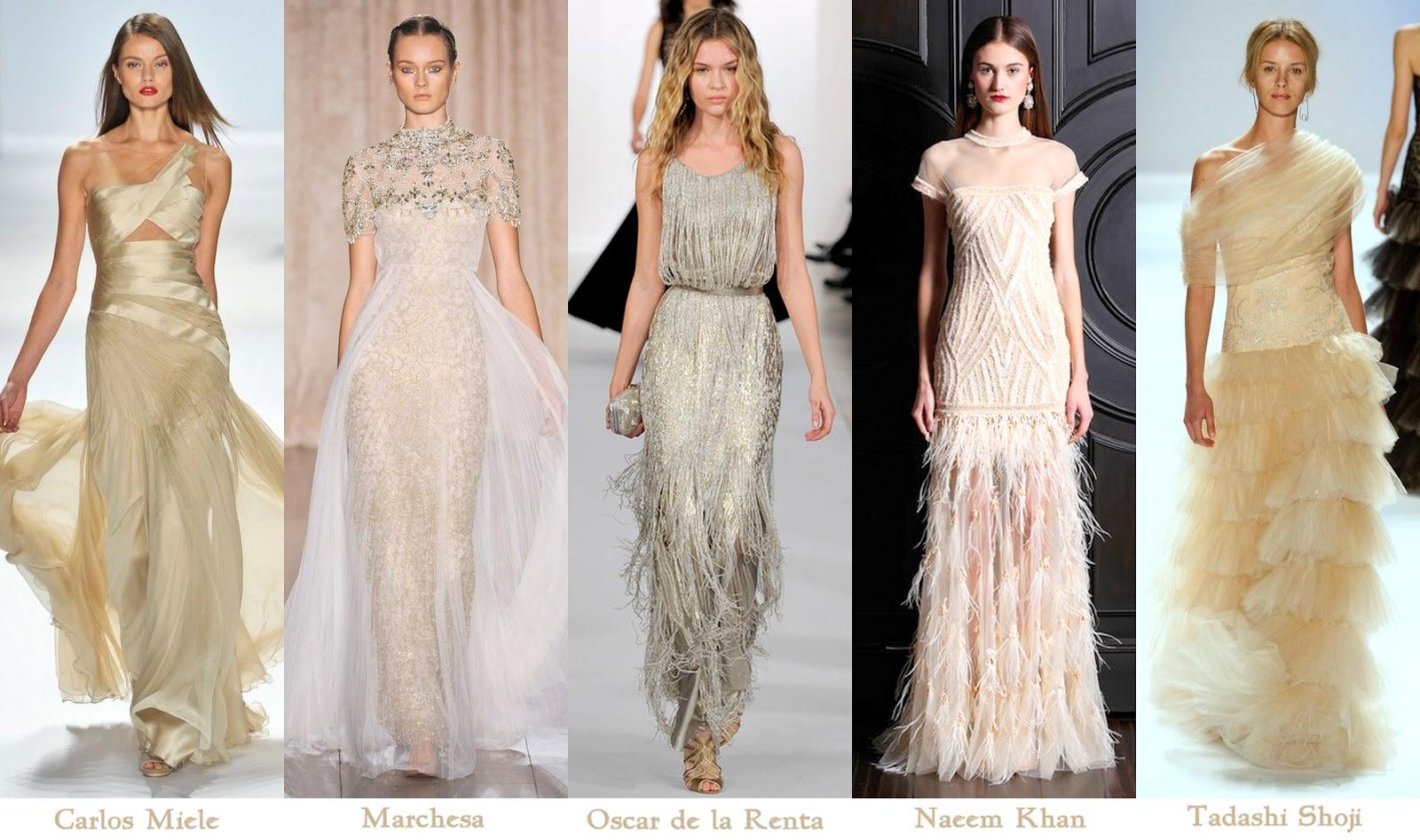 Traum Kleider - Abendmode, Hochzeitskleider, Brautkleider 2013 ...