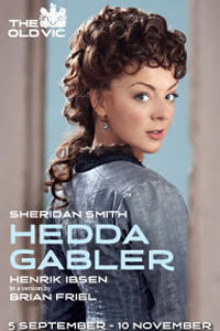 hedda gabler dealing with men Ten years later, another of ibsen's women, hedda gabler, left  things ash will  be dealing with as he prepares for the role of hedda gabler:.