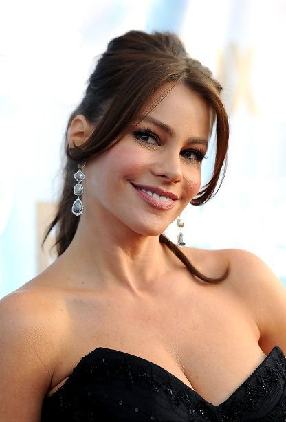 Hollywood celebrity with Sexiest Breast Sofia Vergara