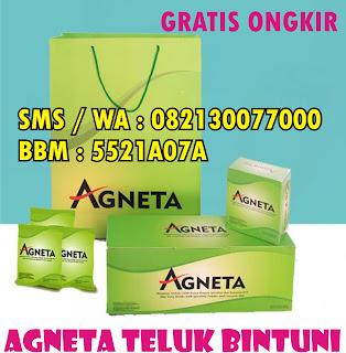 Jual Agneta Teluk Bintuni, Bintuni , Papua Barat - 082130077000 - kami berikan  gratis ongkos kirim hingga ke alamat rumah / kantor Anda. Anda akan mendapatkan Agneta dengan harga murah dan dikirimkan oleh kurir / jasa ekspedisi yang telah bertahun - tahun bekerja sama dengan kami.   Mengapa kami mengirim Agneta hingga ke Teluk Bintuni ?  Agneta adalah produk pilihan yang di sempurnakan oleh PT Mandala Cahaya Sentosa dan telah di buktikan khasiatnya dan ternyata hasilnya luar biasa. Oleh karenanya kami ingin mengenalkan kepada Anda yang berada di Teluk Bintuni. Kami yakin Produk ini sangat sesuai dengan yang Anda harapkan selama ini...