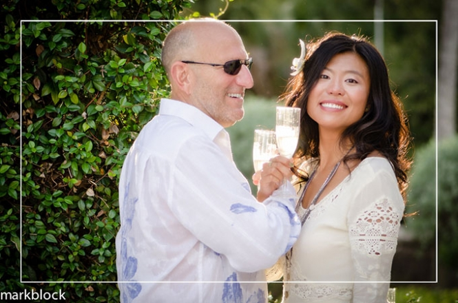 Jiachen and Bob | Naples Florida Wedding | Photo by Mark Block