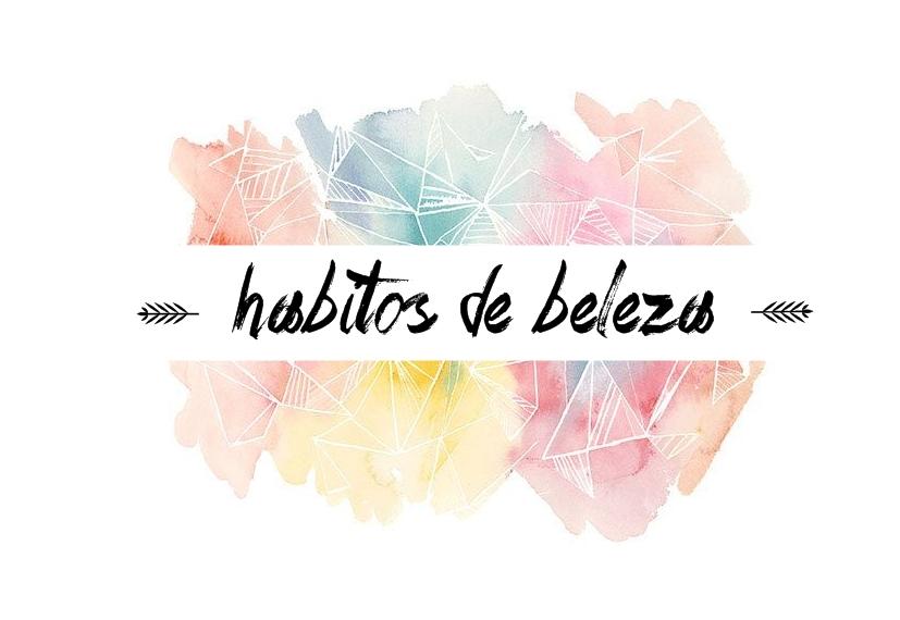 Habitos de Beleza