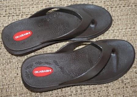329682c45173 Okabashi Flip Flops Shoes - Review ~ Planet Weidknecht