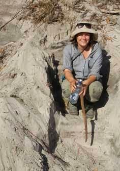 Dr. Annegret Larsen; (Bio-) Geomorphologist, Geoarchaeologist