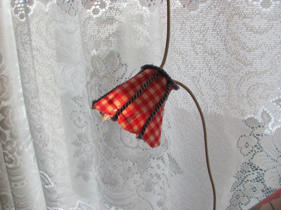 Frau g feli lichterkette - Lichterkette am fenster aufhangen ...