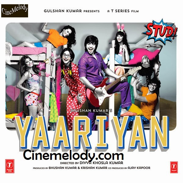 Yaariyan  Hindi Mp3 Songs Free  Download  2013