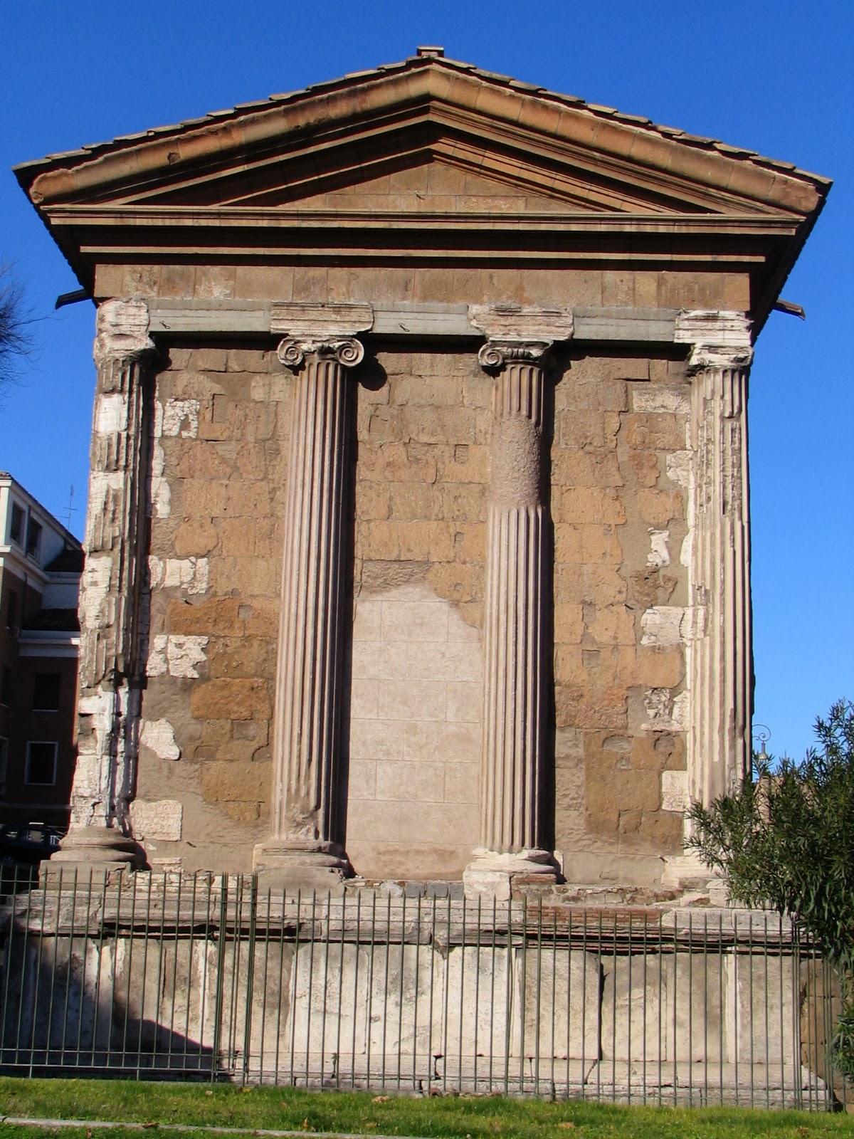 Italia - Roma - Templo de Portunus