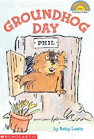 bookcover of GROUNDHOG DAY by Betsy Lewin