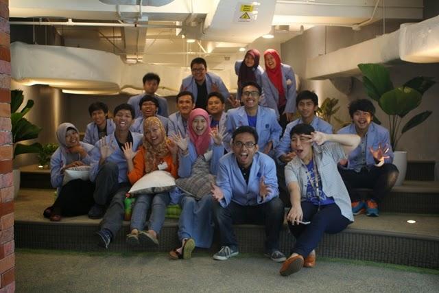 Company Visit to Google Indonesia Office | MMufidLuthfi