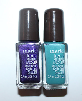 mark. Nailed It Matte Trend Mini Nail Lacquers