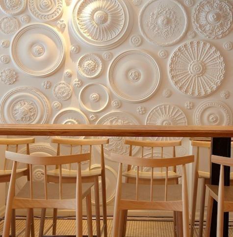 Koradecora paredes singulares - Rosetones de escayola ...