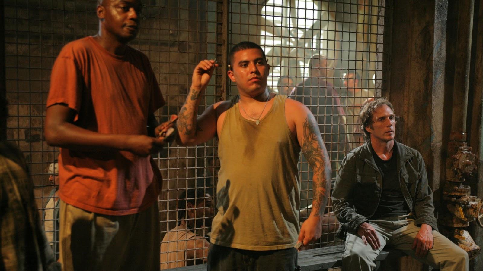 Vượt Ngục: Phần 3 -  Prison Break: Season 3 - 2007