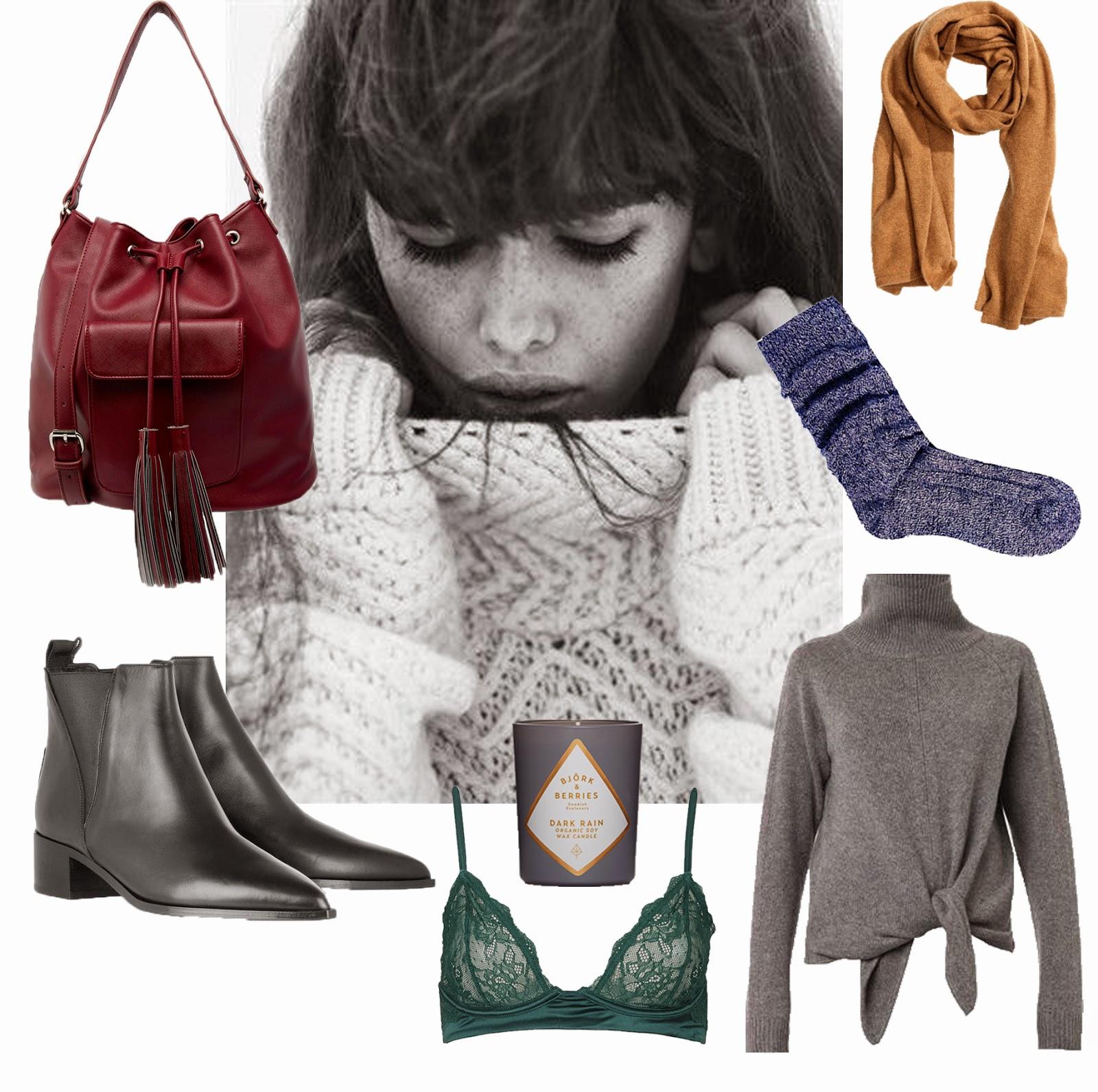fashion wish-list for autumn