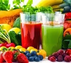 aneka jus dan buah untuk menurunkan berat badan
