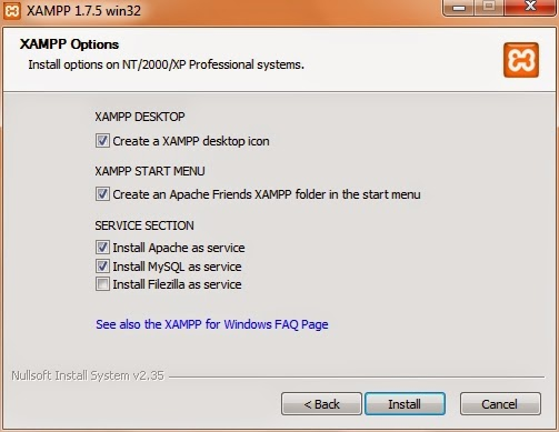 Tutorial Installasi XAMPP pada Localhost (PC/Laptop)