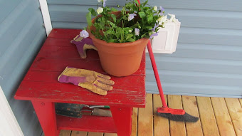 Gardening progresses