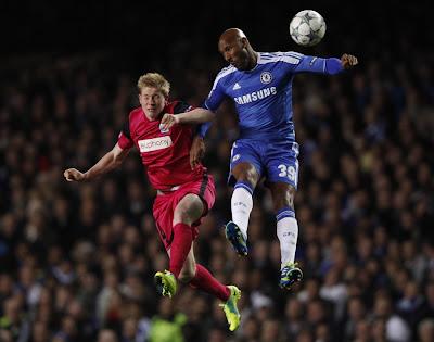 Chelsea 5 - 0 KRC Genk (2)