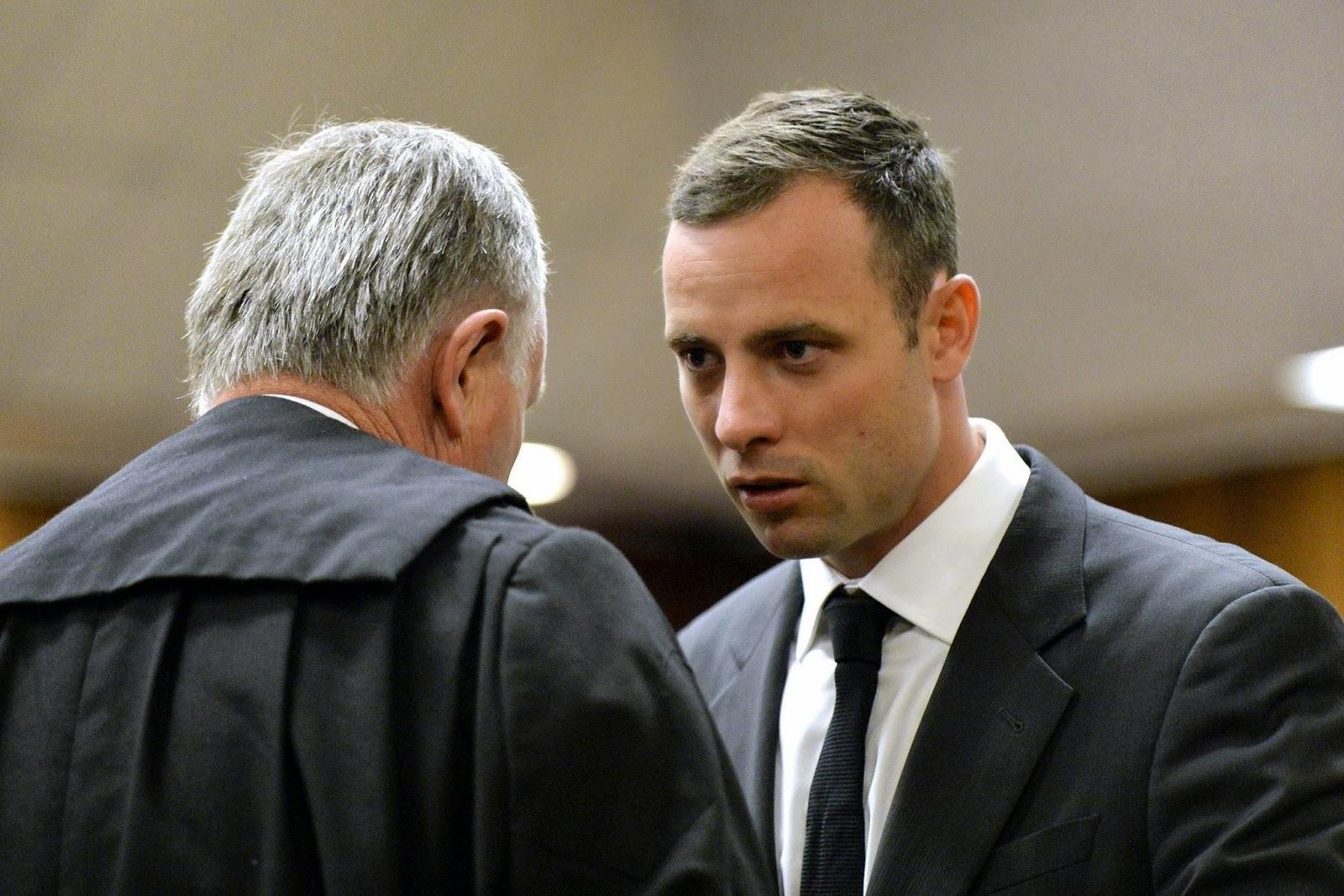 Oscar Pistorius Jailed For Five Years Over Reeva Killing  Oscar Pistorius