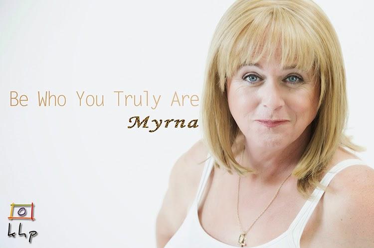 Myrna TV Show Principal Cast Publicity Shots - Myrna