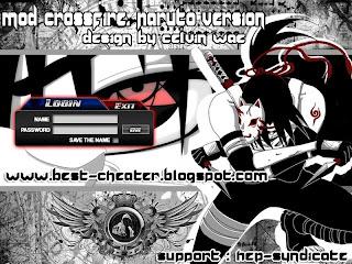 CrossfireMOD-Naruto Version