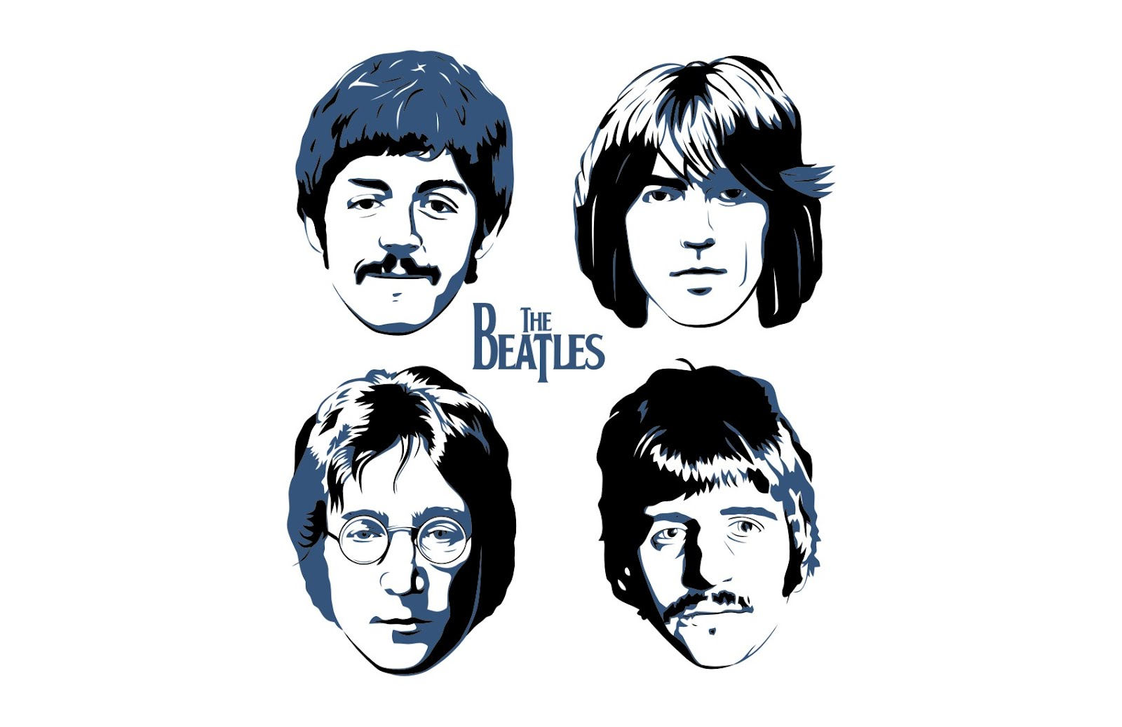 the_beatles-poster_front_vector