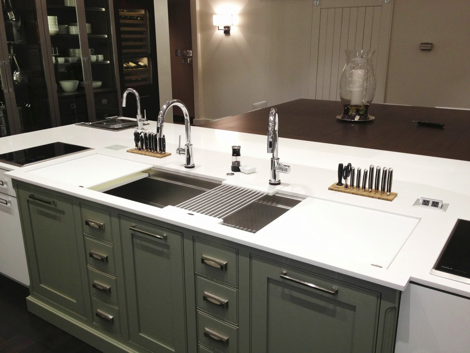 Good Friday Kitchen Find | Galley Sink