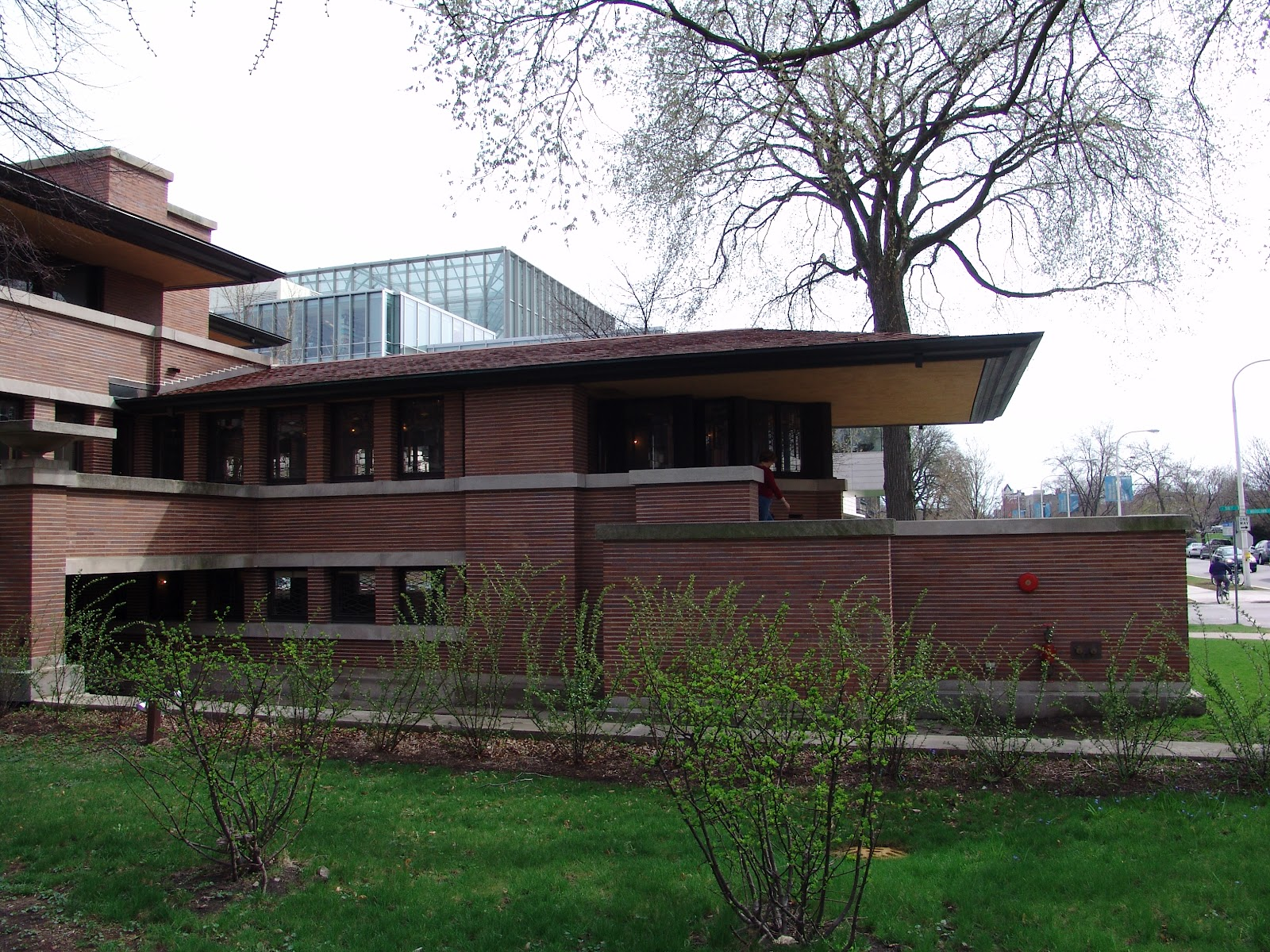 Sketchup vray artists sva rendering challenge the robie for Frank lloyd wright houses