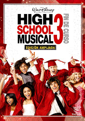 High School Musical 3: Fin de Curso Poster